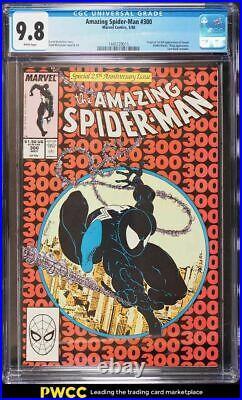 1988 Marvel Comics Amazing Spider-Man #300 CGC 9.8