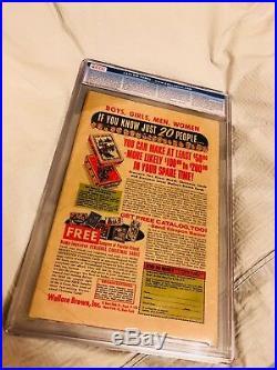 AMAZING FANTASY 15 CGC 3.5 1st APP Spider-MAN PETER PARKER! PRESS WORTHY