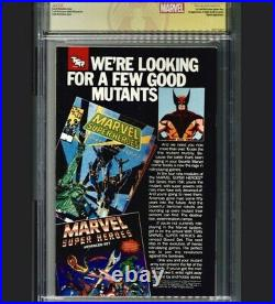 AMAZING SPIDER-MAN 298 CGC 3X SS 9.8 STAN LEE TODD MCFARLANE With SKETCH MINT