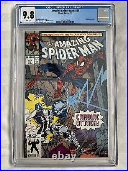 AMAZING SPIDER-MAN # 359 360 361 362 363 x5 Lot CGC 9.8 1st CARNAGE NM/MT