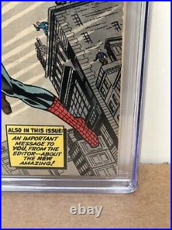 Amazing Fantasy 15 CGC 7.5 Presents like an 8.5 1st Appearance 3754186001