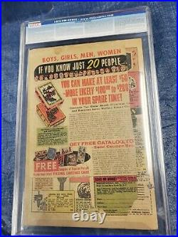 Amazing Fantasy #15 Cgc. 5 1st Appearance Spider-man Complete