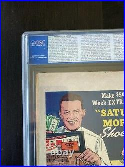 Amazing Spider-Man 1 CGC 3.0 CR To OW Pgs. March 1963 Old Label Hot Key