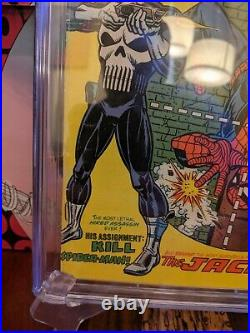 Amazing Spider-Man 129 5.0 CGC First Appearance Of The Punisher