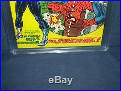 Amazing Spider-Man #129 CGC 9.0 White Pages First Appearance of the Punisher