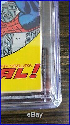 Amazing Spider-Man #129 CGC 9.8 (Marvel 2/1974) 1st Appearance of Punisher