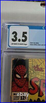 Amazing Spider-Man #14 CGC 3.5 1st appearance of the Green Goblin MEGA KEY