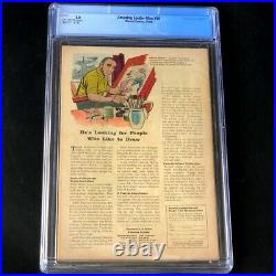Amazing Spider-Man #18 CGC 3.0 OW 1st App of Ned Leeds! Marvel Comic 1964