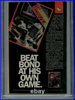 Amazing Spider-Man #300 CGC 4.5 1988 Newsstand Copy Orgin and 1st App of Venom