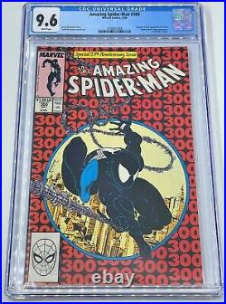 Amazing Spider-Man 300 CGC 9.6 1st Appearance of Venom Movie is a Huge Hit