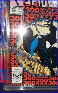 Amazing Spider-Man 300 CGC 9.8 1st Venom! Spiderman 300