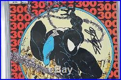 Amazing Spider-Man #300 CGC 9.8 WHITE Pages Signature Series STAN LEE 1st Venom