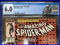 Amazing Spider-Man 300 cgc 6.0 With venom label