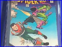 Amazing Spider-Man #39 CGC 7.5 WHITE (1966) 1st Romita, Green Goblin Identity