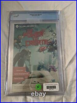 Amazing Spider-Man #4 (2014) 1st Print 1st Silk CGC 9.8 Upcoming Movie