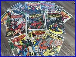 Amazing Spider-man 1 400 COMPLETE Marvel 1963 2 3 4 9 13 14 50 101 129 300 CGC