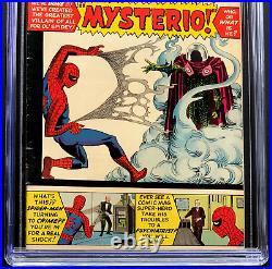 Amazing Spider-man #13 (1964) Cgc 6.5 1st App Of Mysterio! Mega-key