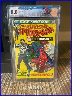 Amazing Spiderman 129-CGC Graded- TOP 25 HOTTEST COMICS-A MUST OWN