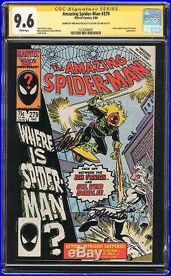 CGC CBCS 9.6 SS Signature Series Graded Comic Book Grab Bag Multiverse Comic Box