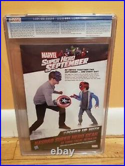 Edge of Spider-Verse #2 Land Variant (November 2014, Marvel) CGC 9.6