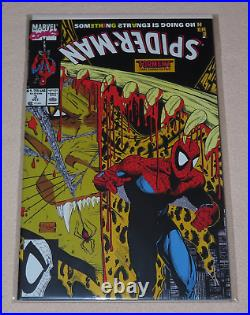 Spider-man #1 Silver CGC 9.8 Torment the COMPLETE set of a 5 part story! MT/NM