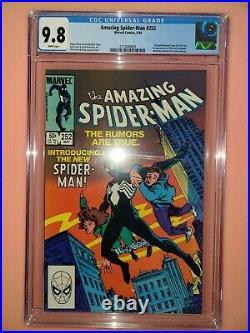The Amazing Spider-Man #252 (May 1984, Marvel) CGC 9.8