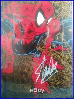 The Amazing Spiderman #1, CGC 9.0 Gold Edition, Signature Series Stan Lee