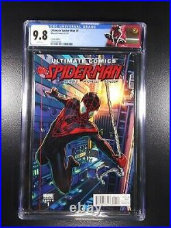 Ultimate Comics All New Spider-Man 1 CGC 9.8 130 Pichelli Variant- Asm 300 soon