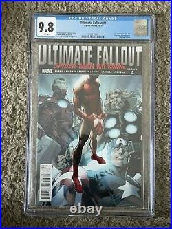 Ultimate Fallout 4 CGC 9.8