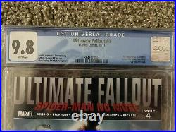 Ultimate Fallout 4 CGC 9.8 1st Print