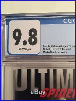 Ultimate Fallout 4 Cgc 9.8 Durdjevic Variant 1st Miles Morales